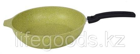 "Сковорода 240мм со съемной ручкой, АП линия ""Trendy style"" (Lime) 241tsl, фото 2"