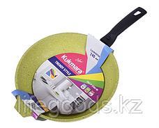 "Сковорода 240мм со съемной ручкой, АП линия ""Trendy style"" (Lime) 241tsl, фото 3"