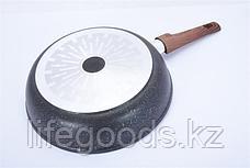 "Сковорода 260мм со съемной ручкой, АП линия ""Granit Ultra Induction"" (Blue) сгги262а, фото 3"