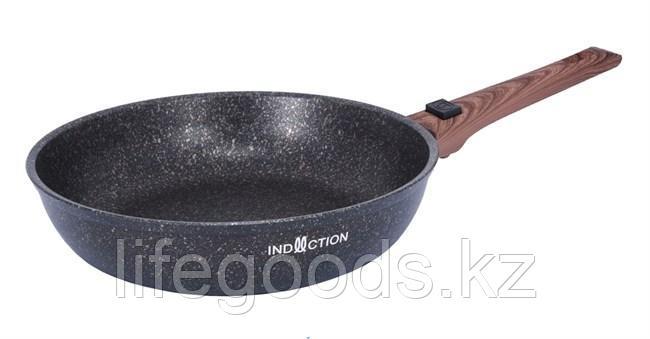 """Сковорода 260мм со съемной ручкой, АП линия """"Granit Ultra Induction"""" (Original) сгои262а"""