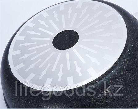 """Сковорода 260мм со съемной ручкой, АП линия """"Granit Ultra Induction"""" (Original) сгои262а, фото 2"""