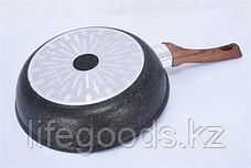 """Сковорода 260мм с ручкой, АП линия """"Granit Ultra Induction"""" (Original) сгои260а, фото 2"""
