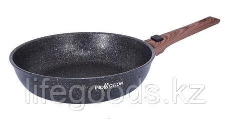 """Сковорода 240мм со съемной ручкой, АП линия """"Granit Ultra Induction"""" (Original) сгои242а, фото 2"""