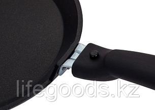 Сковорода блинная 220 мм c антипригарным покрытием, со съемной ручкой. сб220а, фото 2