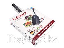 Сковорода 280/65мм  с антипригарным покрытием, с ручкой с281а, фото 3