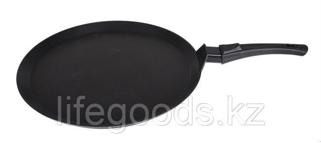 Сковорода-лавашница 350мм  с антипргарным покрытием, со съемной ручкой сл352а, фото 2