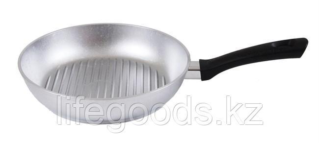 Сковорода-гриль 260/60 мм с ручкой сгр260