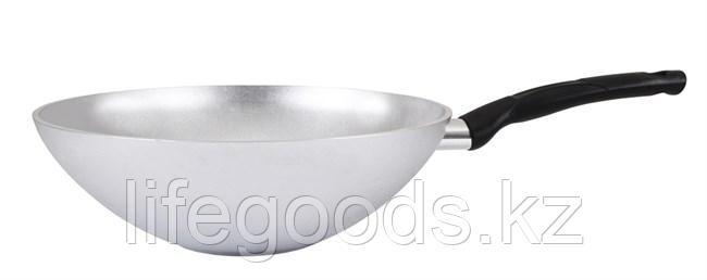 Сковорода WOK 300/100 мм с ручкой свк300, фото 2