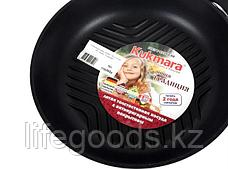 Сковорода-гриль 260мм с антипригарным покрытием. сгр260а, фото 3