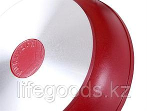 Сковорода 220/50мм с антипригарным покрытием, со съемной ручкой. с221м, фото 2