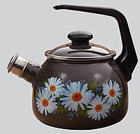 Чайник 2,5 л, РОМАШКИ С-2711АП/4РкЭ