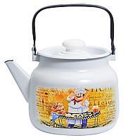"""Чайник 3.5 л. С-2713П2/4Рч """"Кулинар"""""""