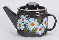 Чайник 1,0 л. РОМАШКИ С-2707П2/4РкЭ
