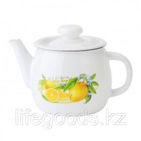 """Чайник 1,0л """"Лимон"""" I27075/2лим, фото 2"""