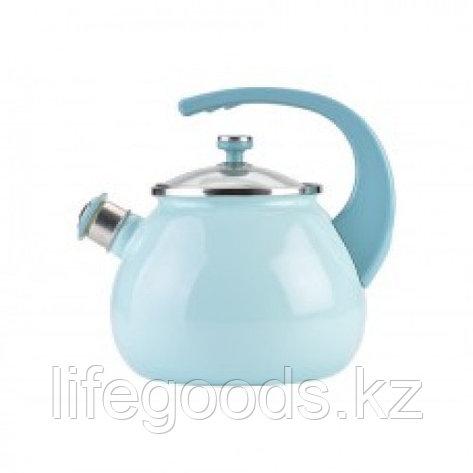 Чайник 2,5л Бирюзовый L92711бирюз, фото 2