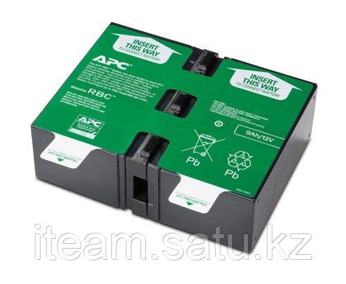 Сменный комплект батарей RBC124 APC