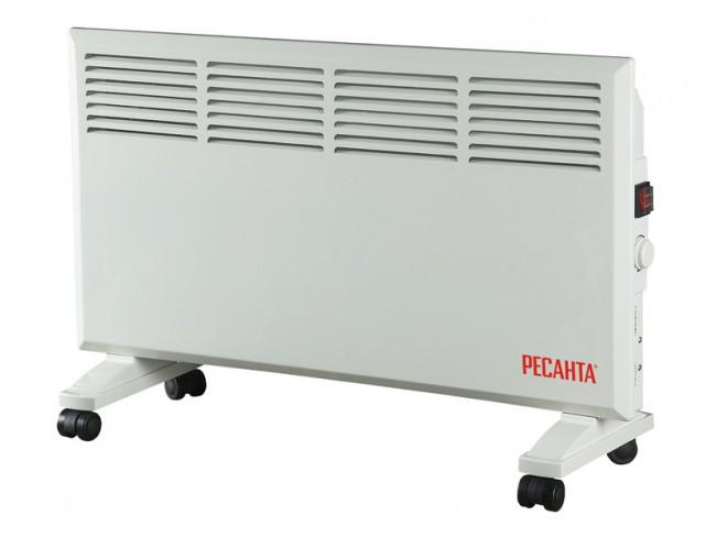 Конвектор Ресанта ОК-1600 (1,6 кВт) 67/4/2 (1600 Вт, до 16 кв.м, ТЭН )