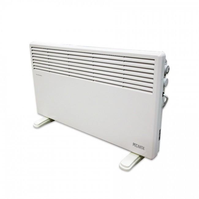 Конвектор РЕСАНТА ОК-1500СН (1,5 кВт) 67/4/20 (1500 Вт, 15 кв.м)