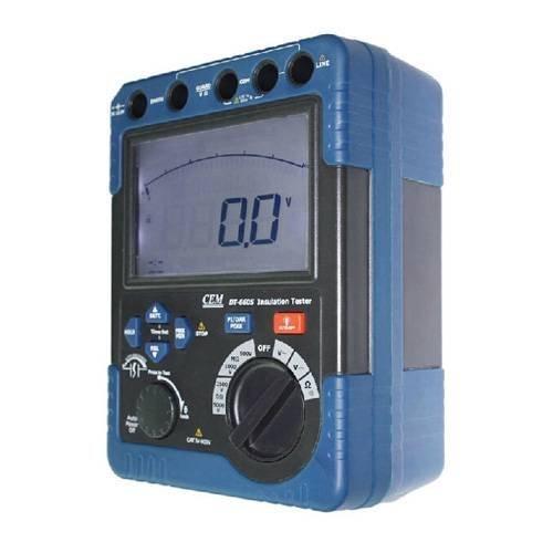 Мегаомметр CEM DT-6605