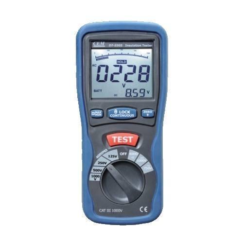 Мегаомметр CEM DT-5505