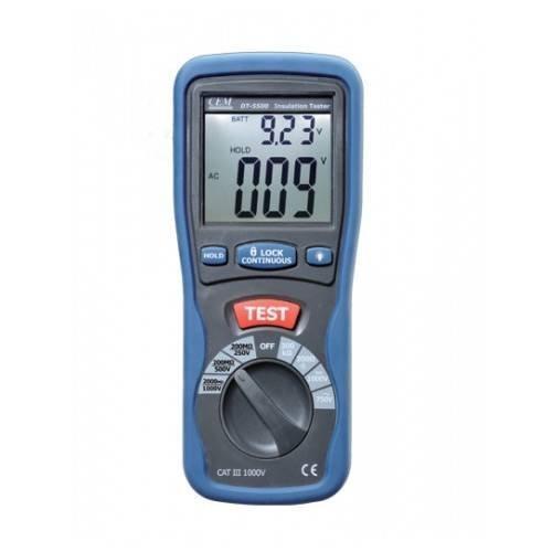 Мегаомметр CEM DT-5500