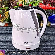 """Электрический чайник """"Bosch"""". Цвет: Белый. Объем: 2л. Мощность: 1800Вт."""