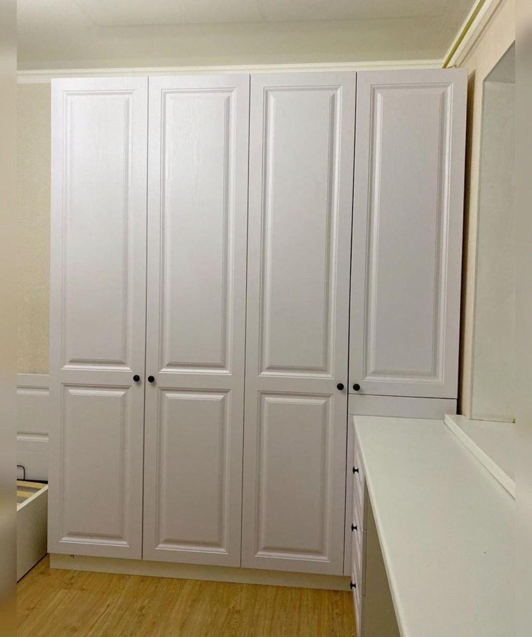 Шкаф для спальни МДФ, пленка