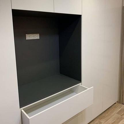 Шкаф МДФ, пленка на заказ, фото 2