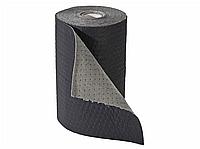 Сорбирующие салфетки в рулоне для ликвидации любых разливов (50cm x 40m Black&White)