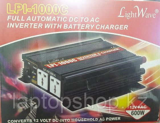 Инвертор LightWave LPI 1000C POWER INVERTER WITH CHARGER