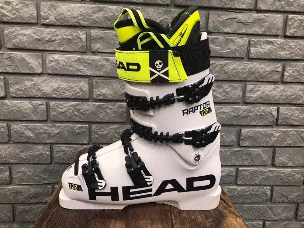 Горнолыжные ботинки - HEAD RAPTOR 120 RS 2019/20
