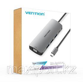 Vention Vga USB-C multifunction adapter
