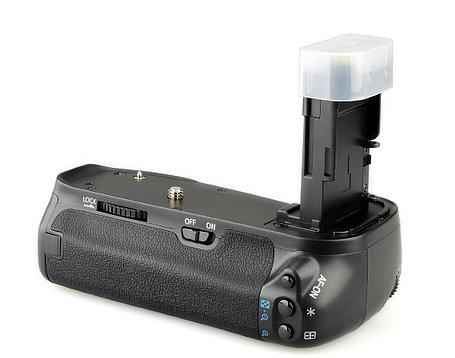 Батарейный блок на CANON EOS 6D от MEIKE!, фото 2