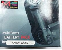Батарейный блок на CANON EOS 6D от MEIKE!, фото 3