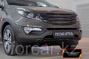 Тюнинг обвес переднего бампера Вариант 2 KIA Sportage 2014-, фото 3