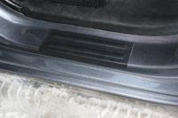 Накладки на внутренние пороги дверей KIA Rio III 2011-2015