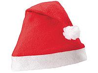 Новогодняя шапка, красный/белый