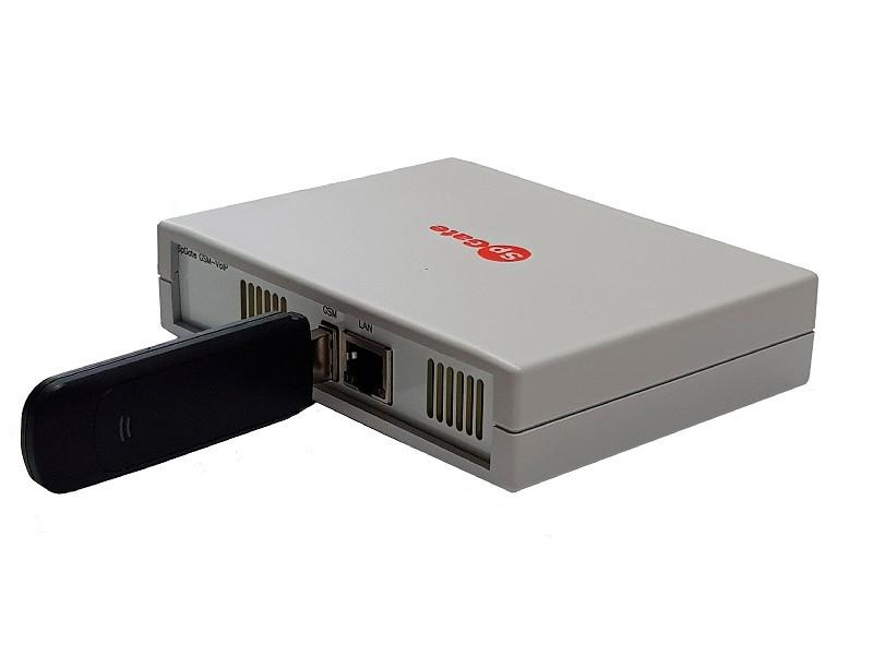 VoIP GSM шлюз SpGate GI1