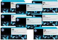 HP B6Y07A №771C, 775 мл, Матово-черный for HP DesignJet Z6200