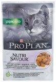 Pro Plan STERILISED 85г Индейка в ЖЕЛЕ Влажный корм для стерилизованных кошек ПроПлан, фото 1