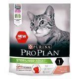 Pro Plan Sterilised 1,5кг Лосось Сухой корм для стерилизованных животных, фото 1