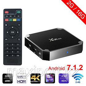 Smart Tv Box X96Mini  2gb/16gb