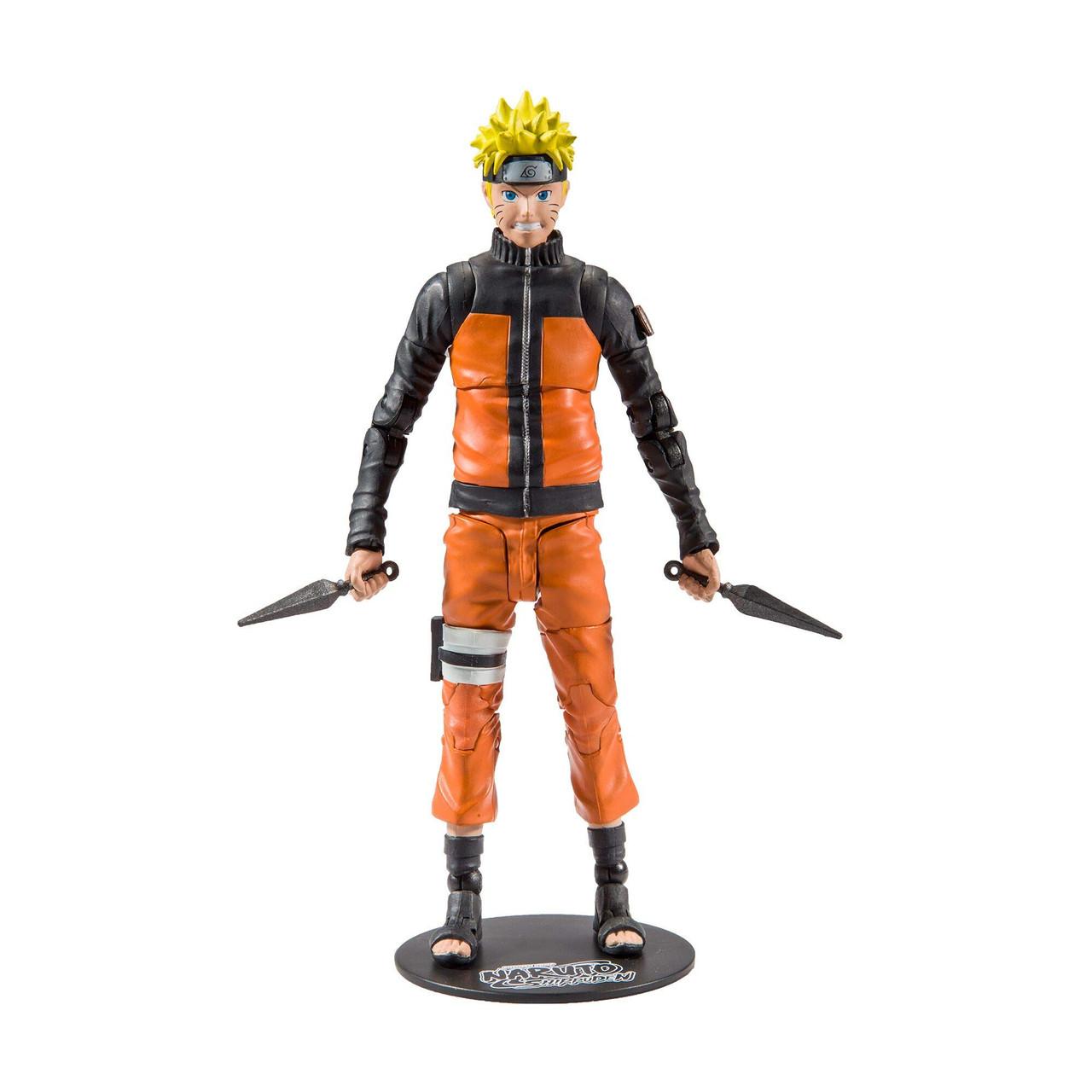 """Naruto Shippuuden Коллекционная фигурка """"Наруто: Ураганные хроники"""" Наруто Узумаки"""