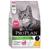 Pro Plan Sterilized 10кг Курица Сухой корм для стерилизованных кошек и кастрированных котов, фото 1