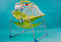Электрокачели Baby Cradle с пультом
