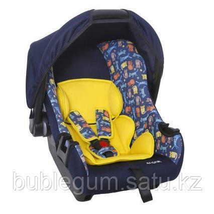 Детское автомобильное кресло SIGER ART Котики