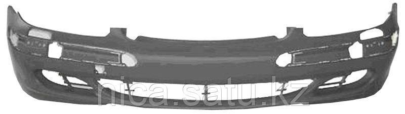 Бампер MERCEDES W220 02-05 с отверстиями под омыватели (пр-во Тайвань)