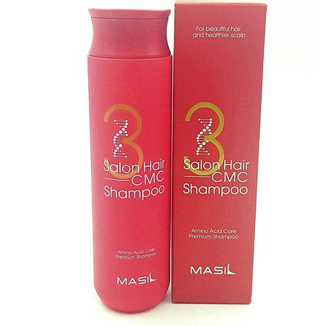 Шампунь с аминокислотами для волос, MASIL Salon Hair Cmc Shampoo, фото 2