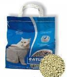 Cat Litter 5л комкующийся наполнитель, фото 1