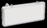 Табло световое аварийное на светодиодах, 1,5ч., 3Вт, одностороннее, без наклейки, IEK, фото 1
